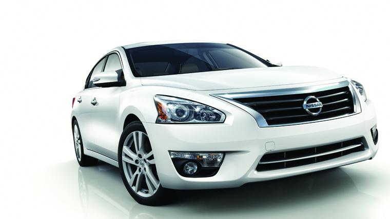 Nissan Altima: Nissan lüks sedanının yeni nəsli