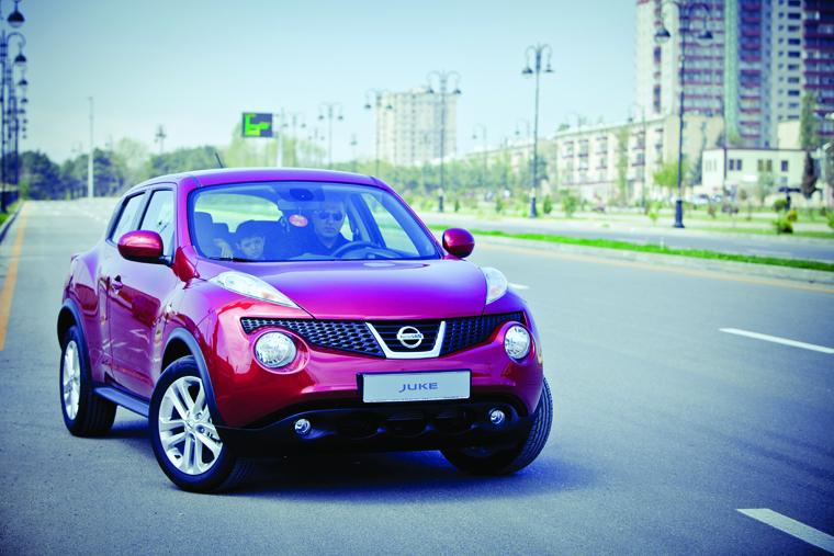 Nissan Juke - Test-drive
