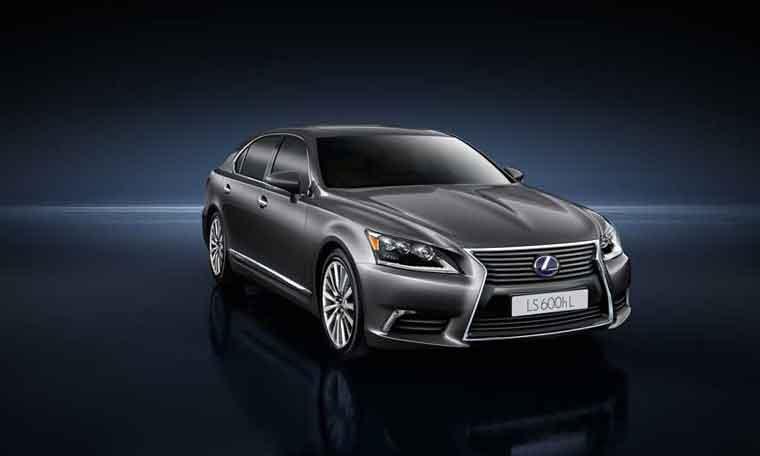 Lexus LS sedanının yeni nəsli: LS 460