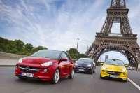 Opel Adam: kiçik avtomobillər sinfinə aid olan yeni Opel modeli