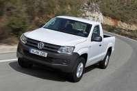 Volkswagen Amarok 2013: yenilənmiş populyar pikap