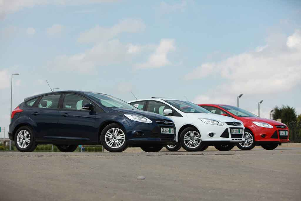 Ford Focus 2011-in test-drayvı