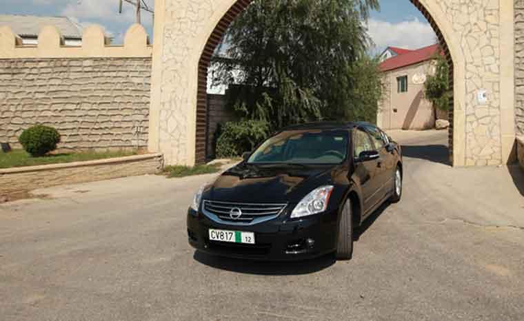 Yenilənmiş Nissan Altima