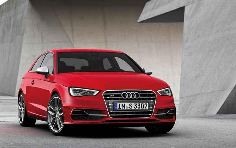 Yeni Audi S3: kompakt və güclü hetçbek