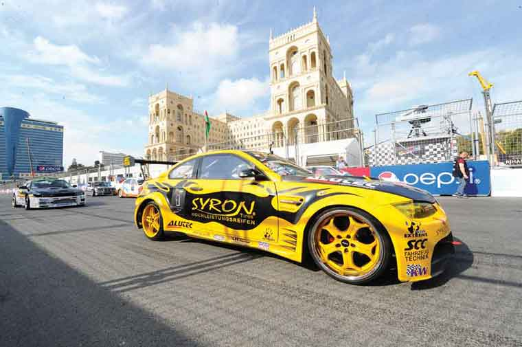 City Challenge 2012 Baku