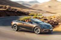 Opel Cascada 2013: yeni kabriolet