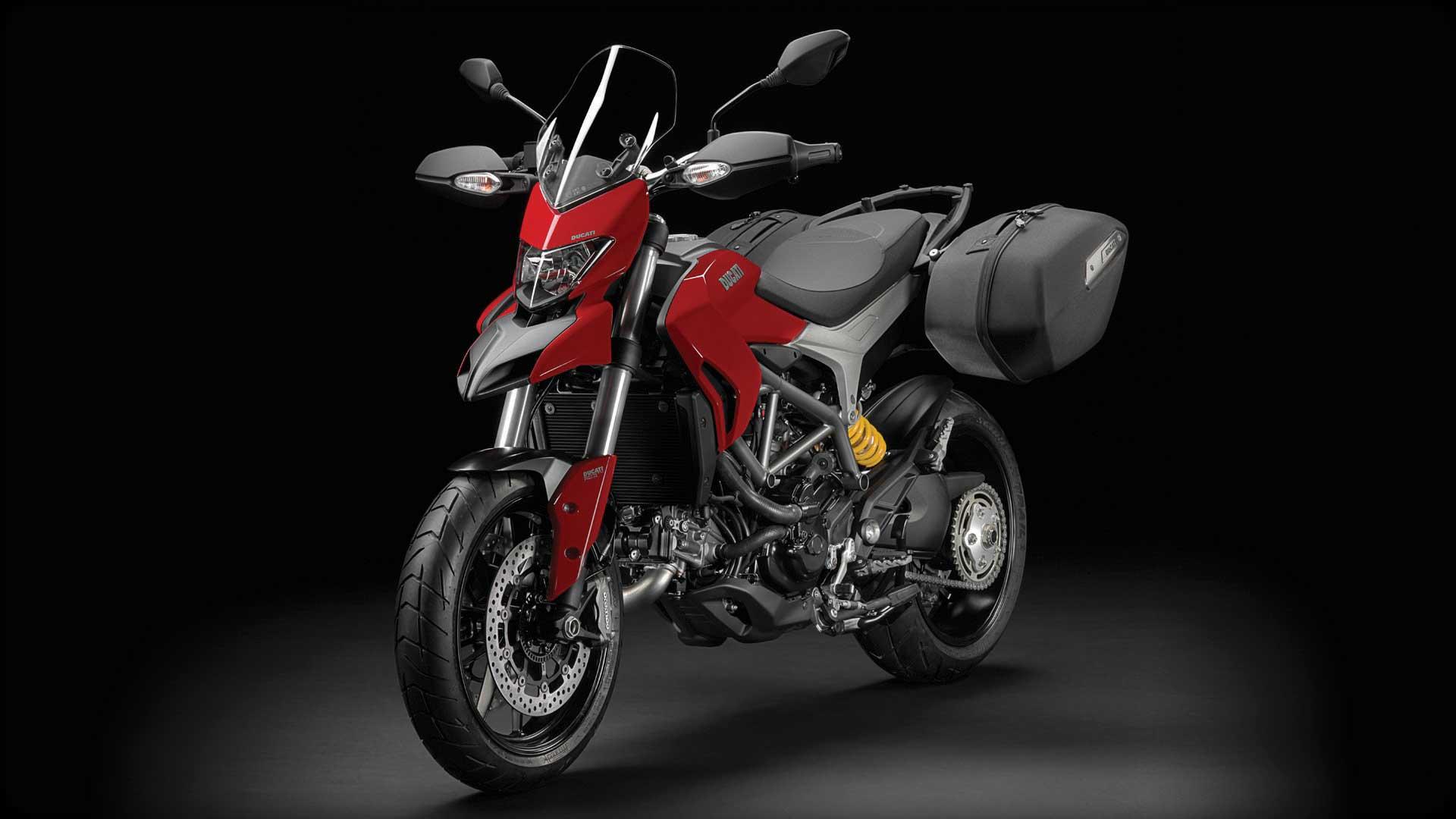 Ducati-dən yeni motosiklet: Ducati Hyperstrada