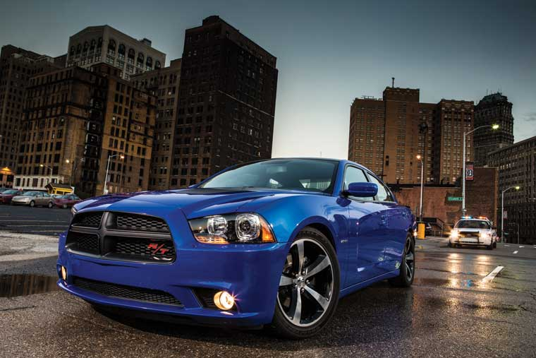 Dodge Charger Daytona 2013