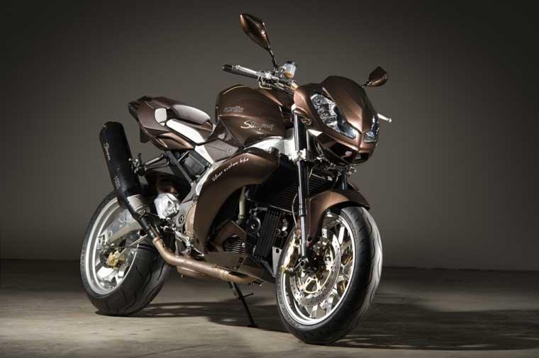 Aprilia Stingray motosikletinin yeni nəsli