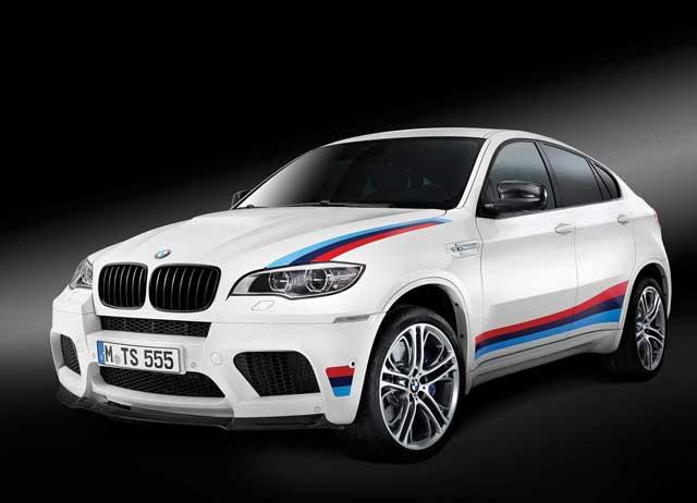 BMW X6 M Design Edition 2014 достанется только 100 счастливчикам
