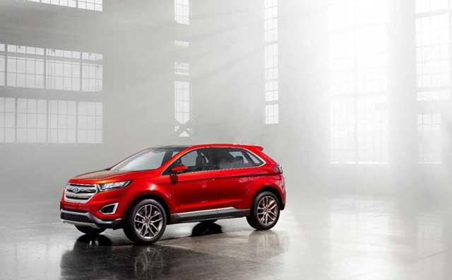 Ford Edge второго поколения: шаг в будущее