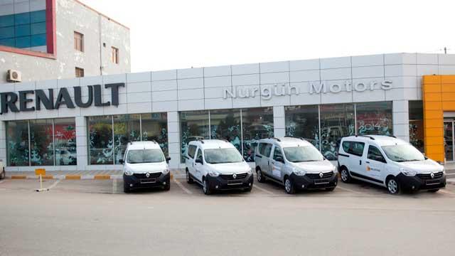 Renault  Dokker və Dokker Van: yeni minivenlərin sinaq yürüşü