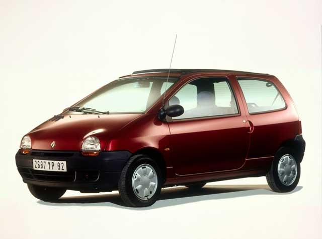 Renault TWINGO: 20 ЛЕТ МОЛОДОСТИ!
