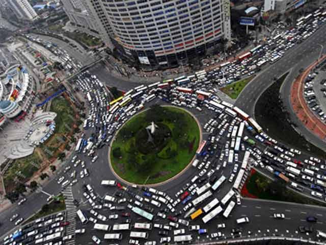 Особенности дорожного движения в разных странах
