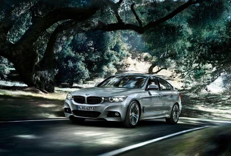 BMW 3-cü Seriya GT 2013 hetçbeki