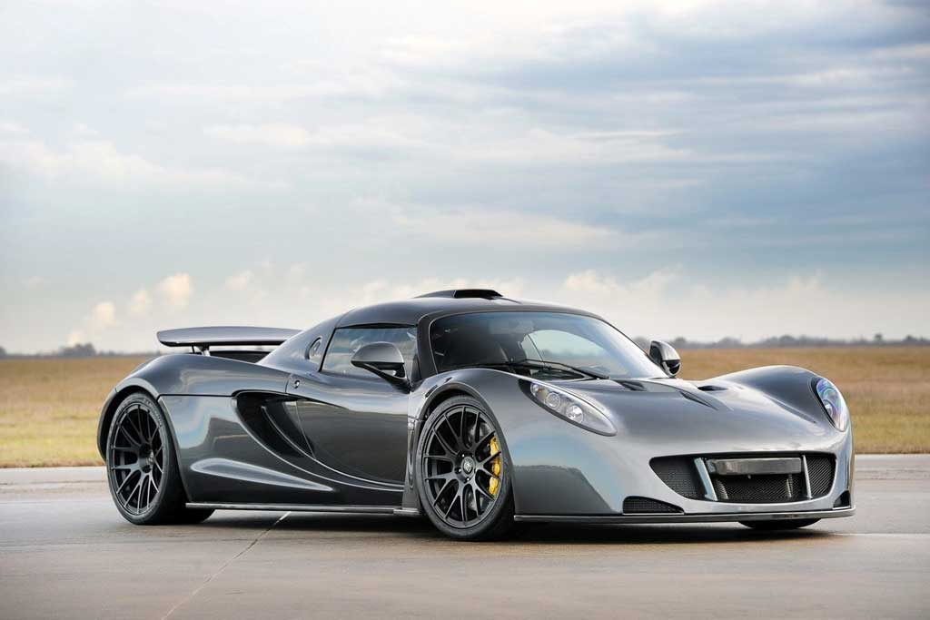 Hennessey Venom GT sürət üzrə dünya rekordçusu
