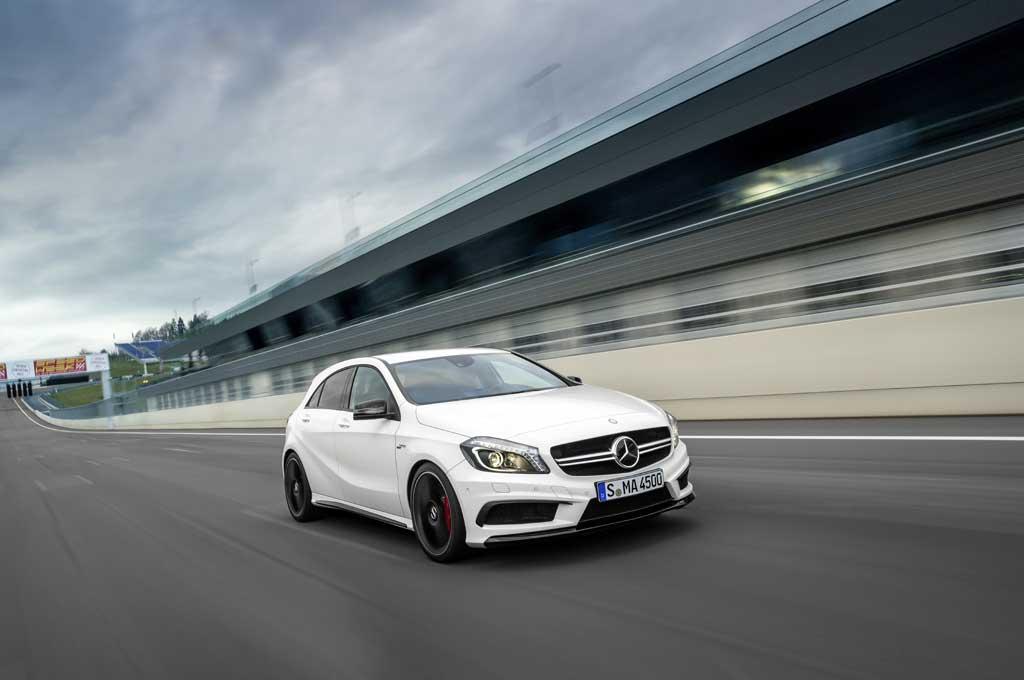 Mercedes-Benz dünyada ən güclü hetçbeki təqdim etdi