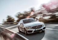 Роскошно жить не запретишь – Новый Mercedes-Benz C-Class W205 2015