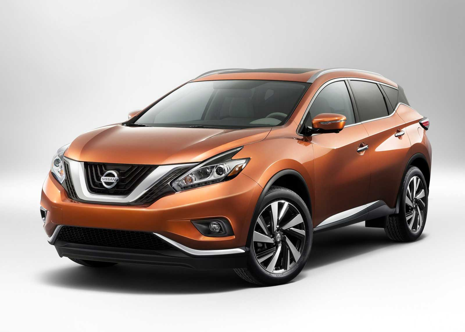 Nissan Murano 2015 скоро будет в продаже
