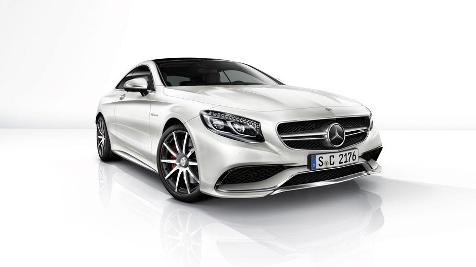 Mercedes-Benz S63 AMG Coupe 2015: Новинка Mercedes Benz на мировом авторынке