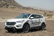Hyundai Grand Santa Fe 2014-ün testi