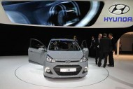 Hyundai i10 2014 -  Frankfurt avtosalonunda