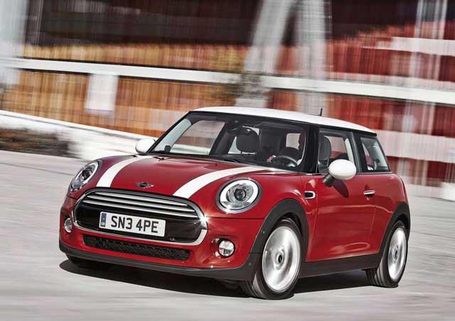 Чем удивит автолюбителей новый MINI Cooper 2015?