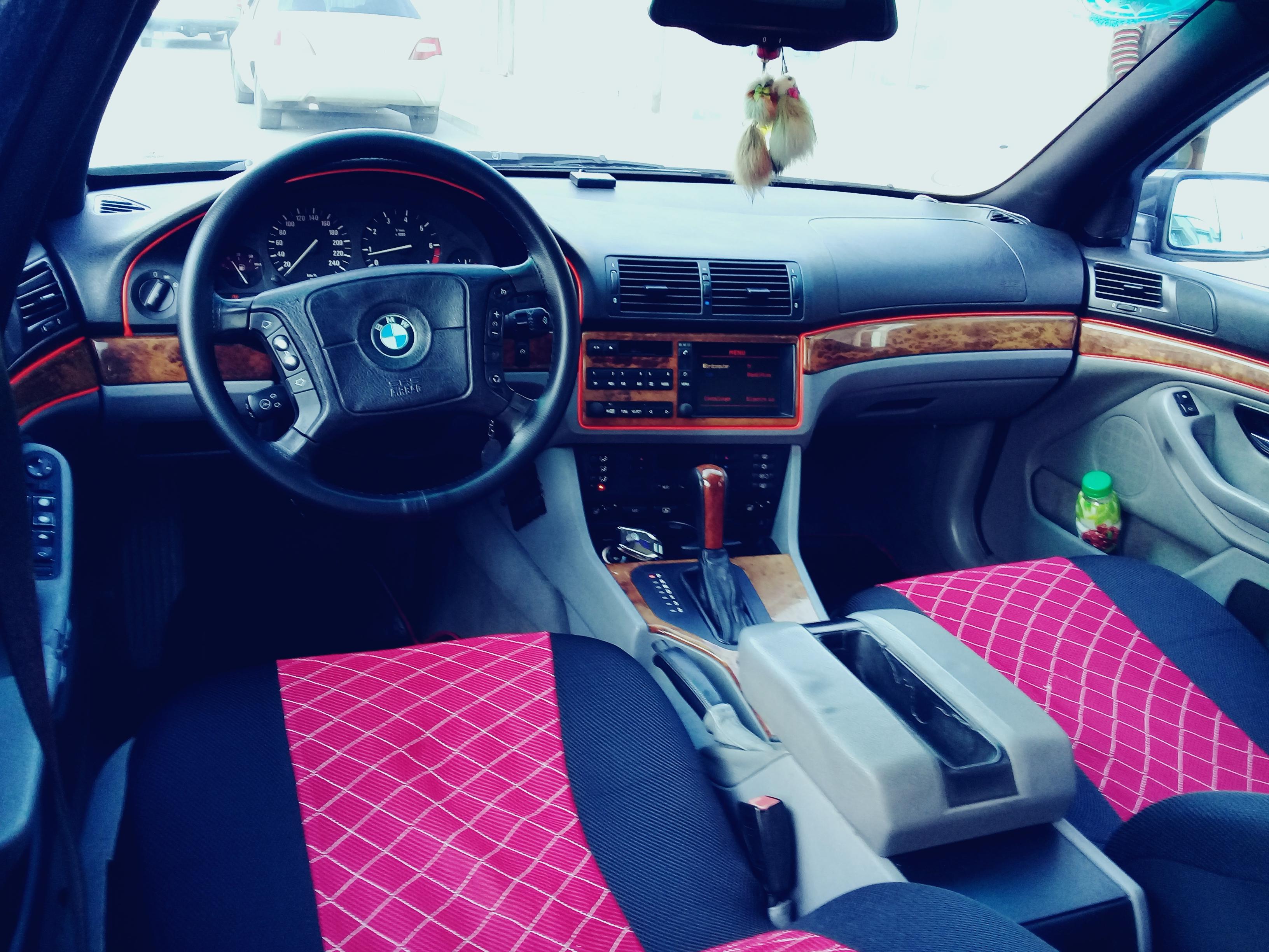 BMW 528 2.8(lt) 1997 Подержанный  $6500