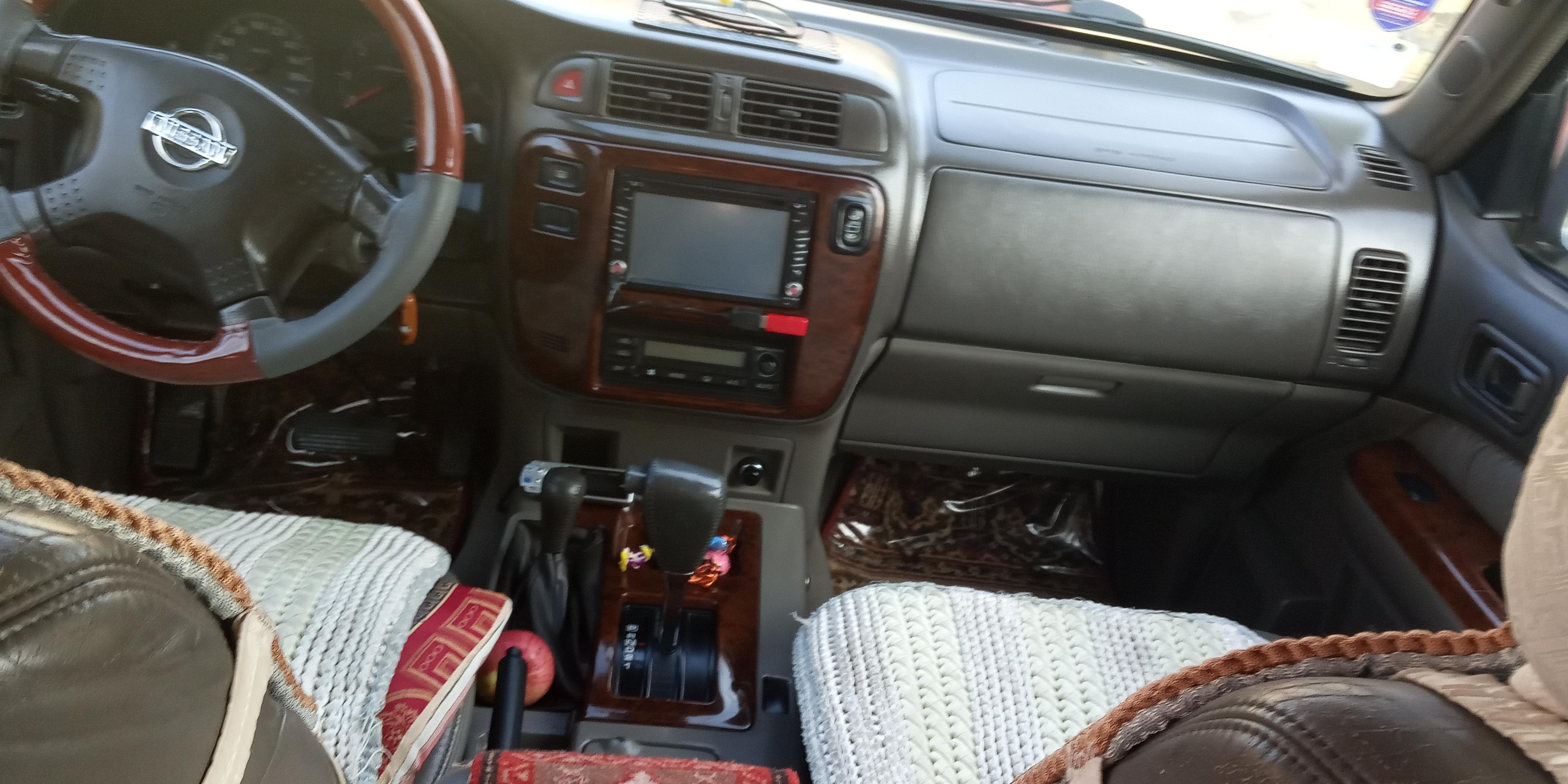 Nissan Patrol 4.5(lt) 1998 İkinci əl  $10000