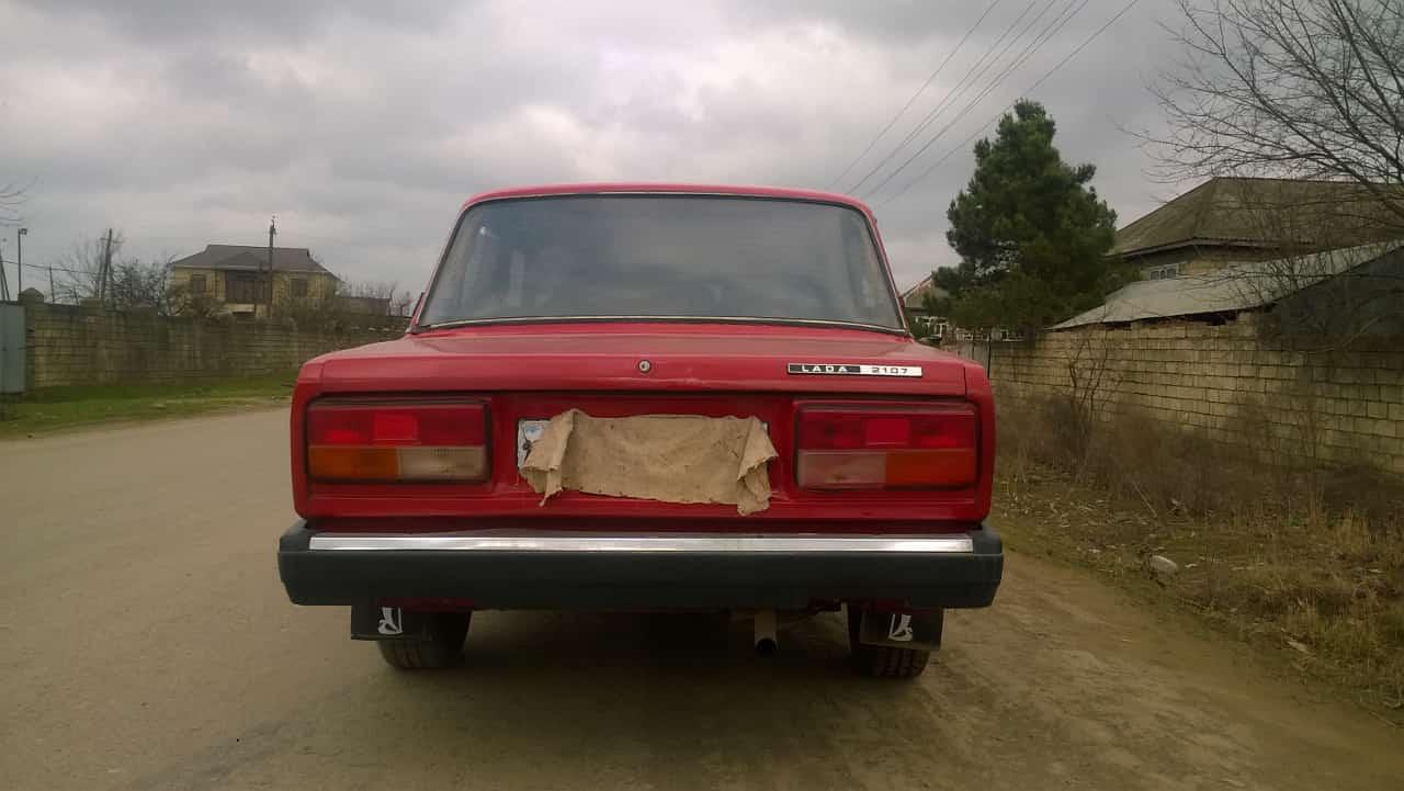VAZ 2107 1.6(lt) 1987 İkinci əl  $2400