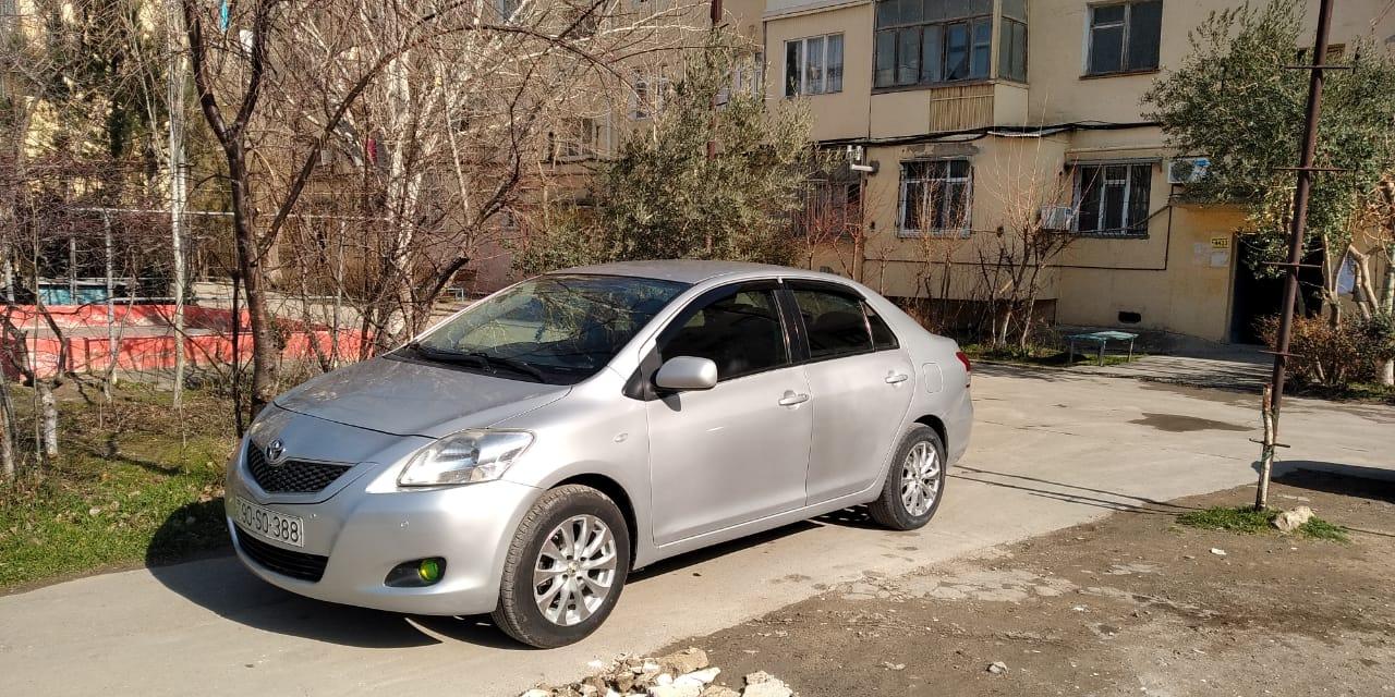 Toyota Yaris 1.3(lt) 2008 İkinci əl  $11500