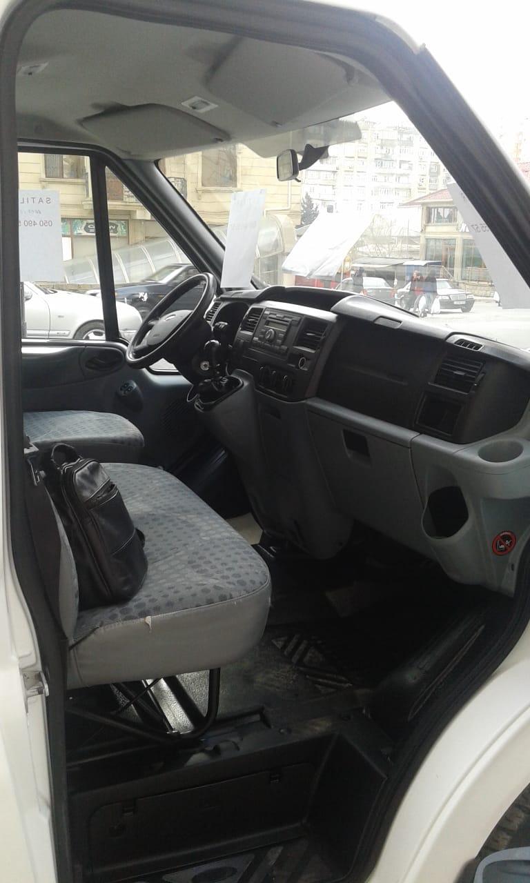Ford Transit 2.4(lt) 2007 İkinci əl  $12700