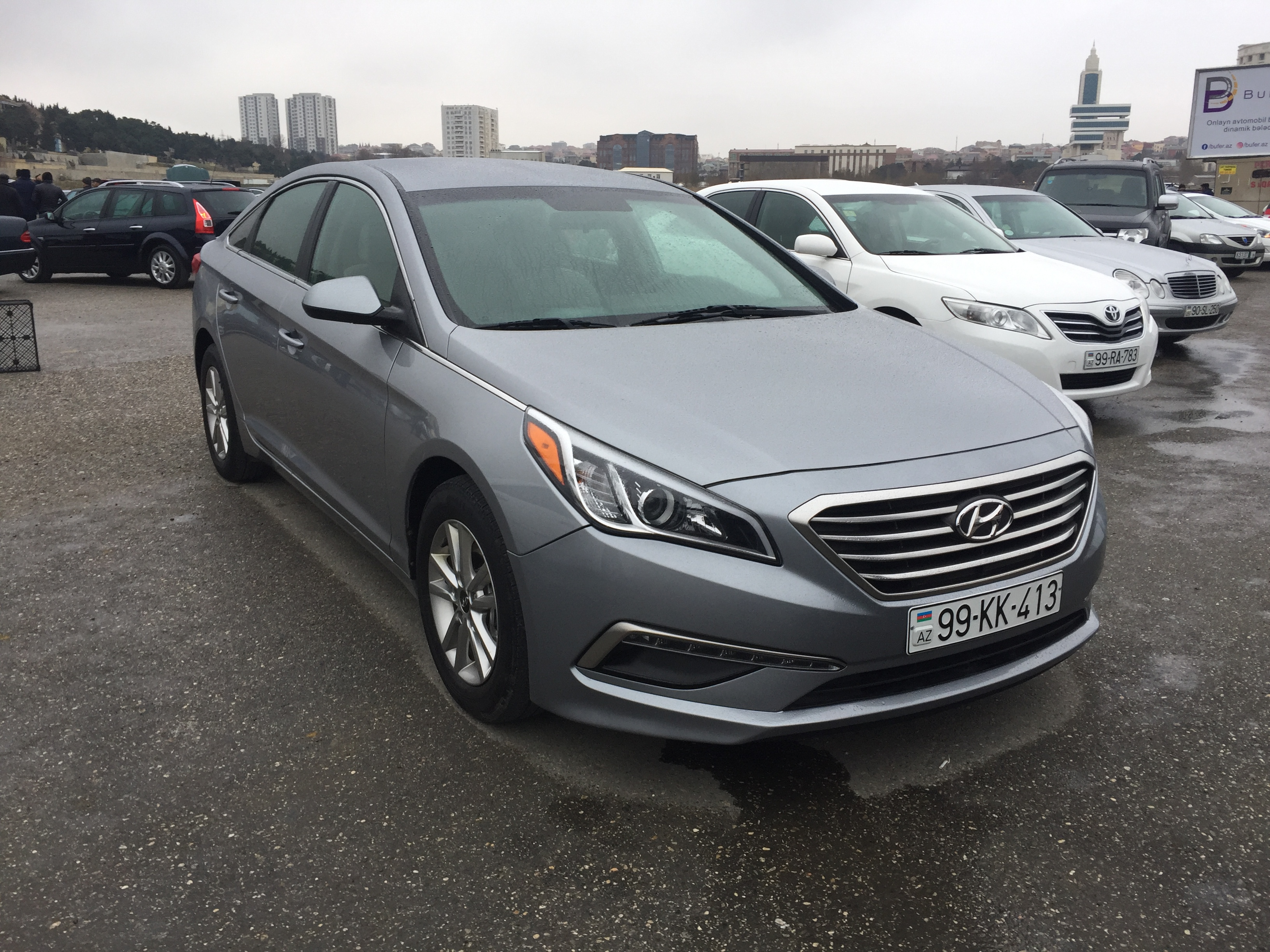 Hyundai Sonata 2.4(lt) 2014 İkinci əl  $23400