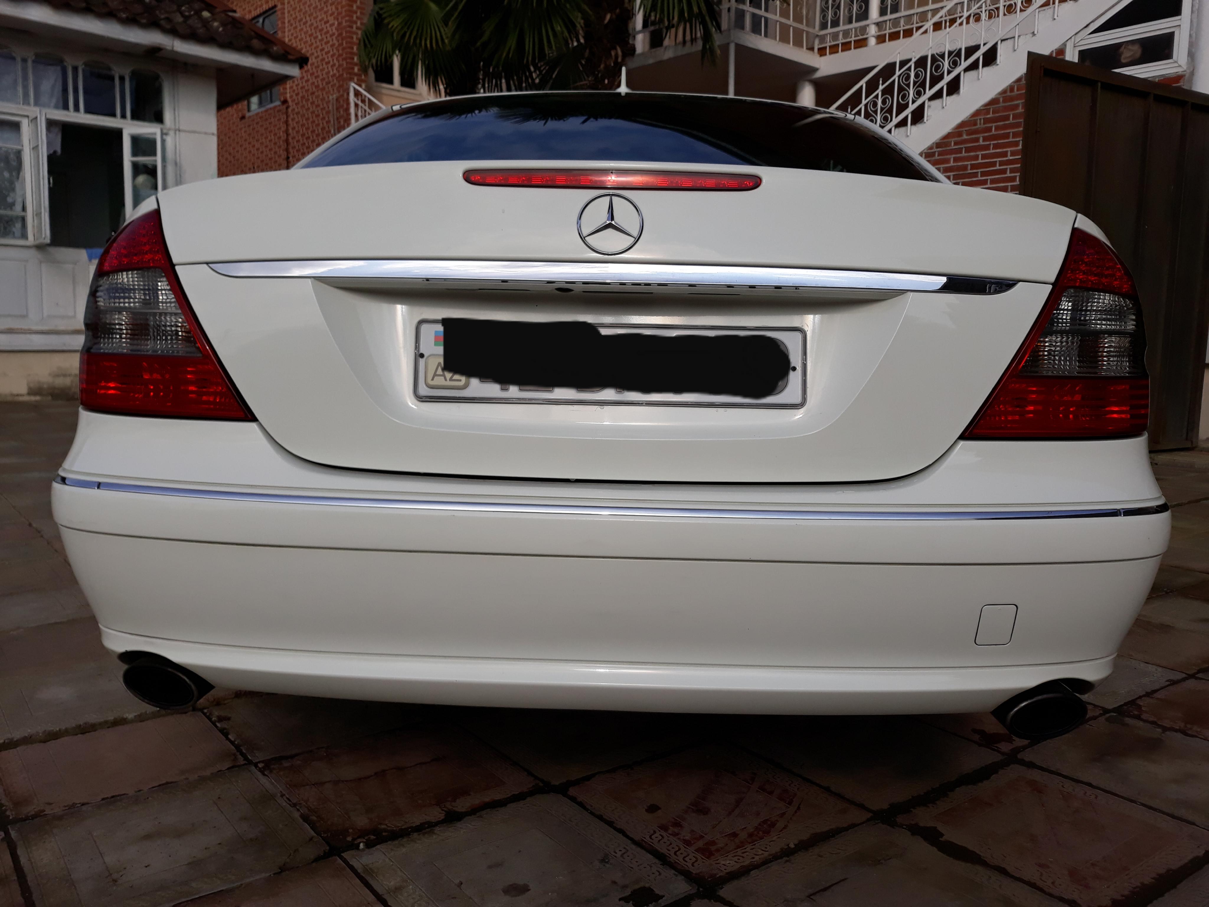 Mercedes-Benz E 280 3.0(lt) 2007 Second hand  $28500