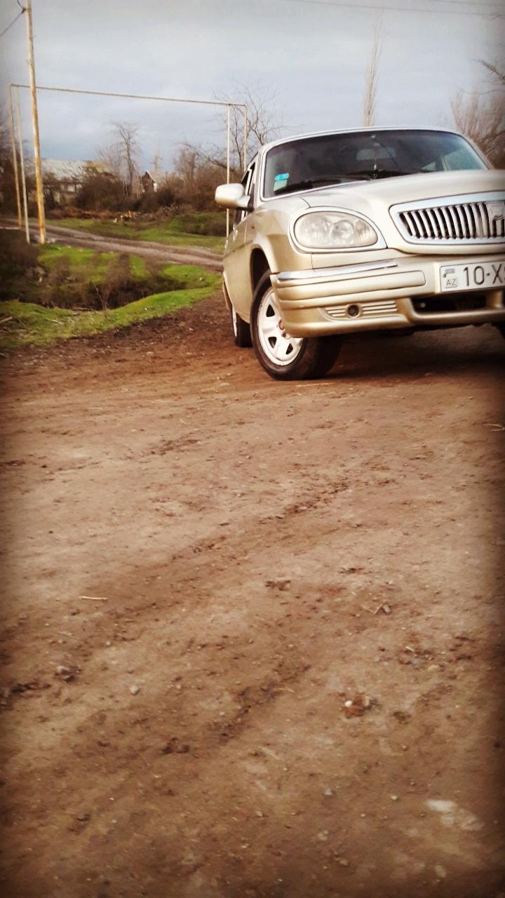 GAZ 31105 2.3(lt) 2005 Подержанный  $3300