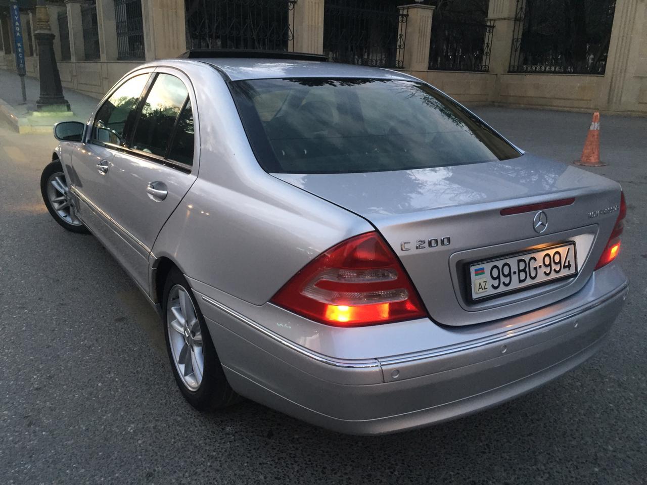 Mercedes-Benz C 200 2.0(lt) 2000 Second hand  $12000