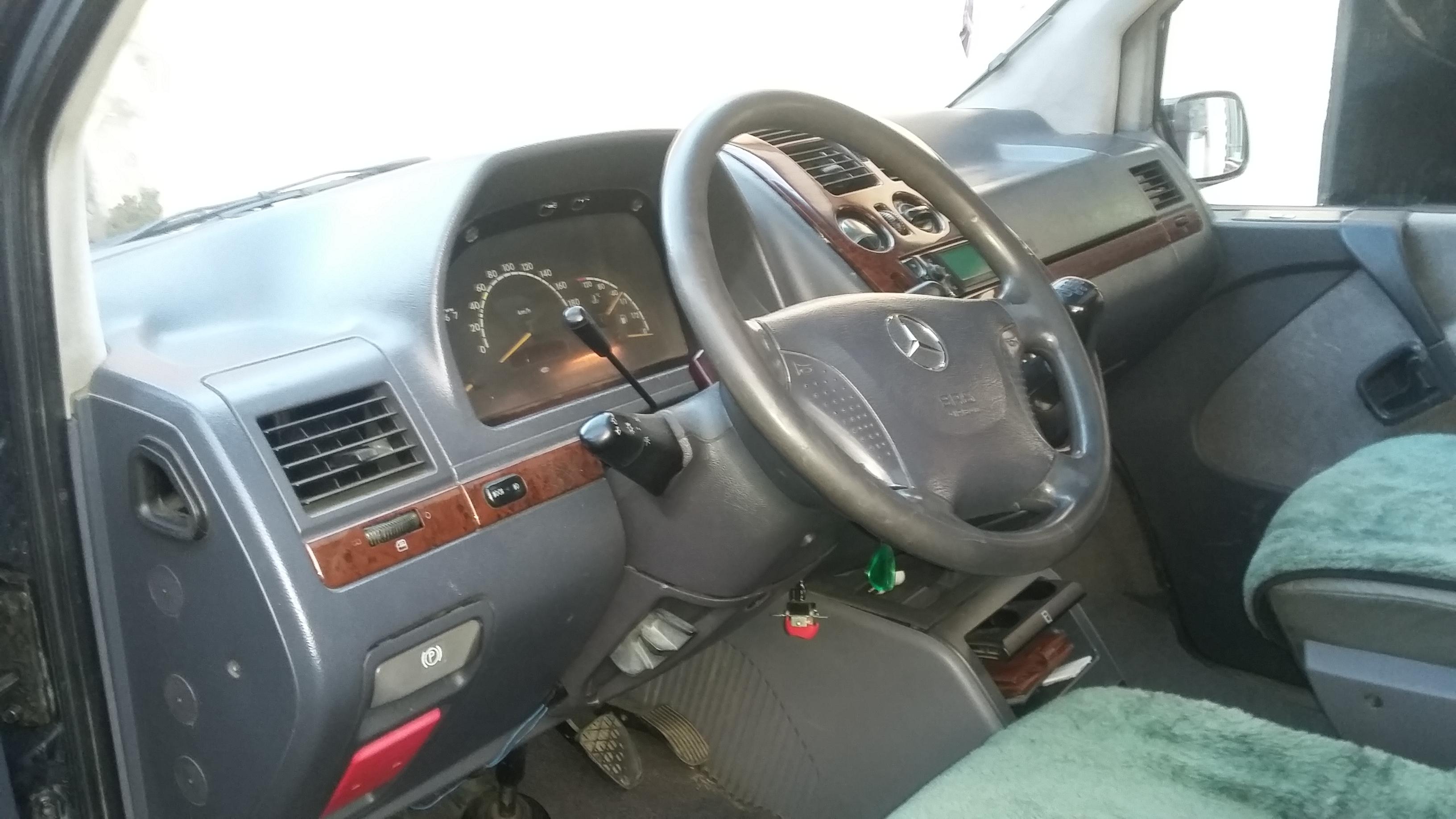 Mercedes-Benz Vito 2.2(lt) 2000 Подержанный  $15000
