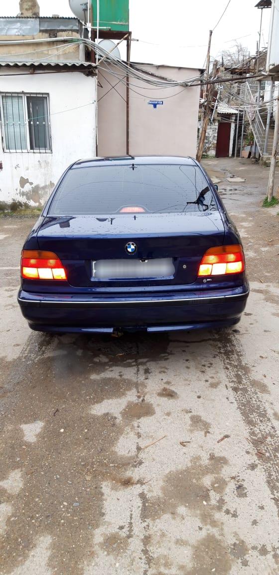 BMW 523 2.3(lt) 1996 Подержанный  $5500