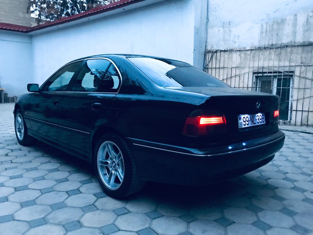 BMW 525 2.5(lt) 1996 Second hand  $4710