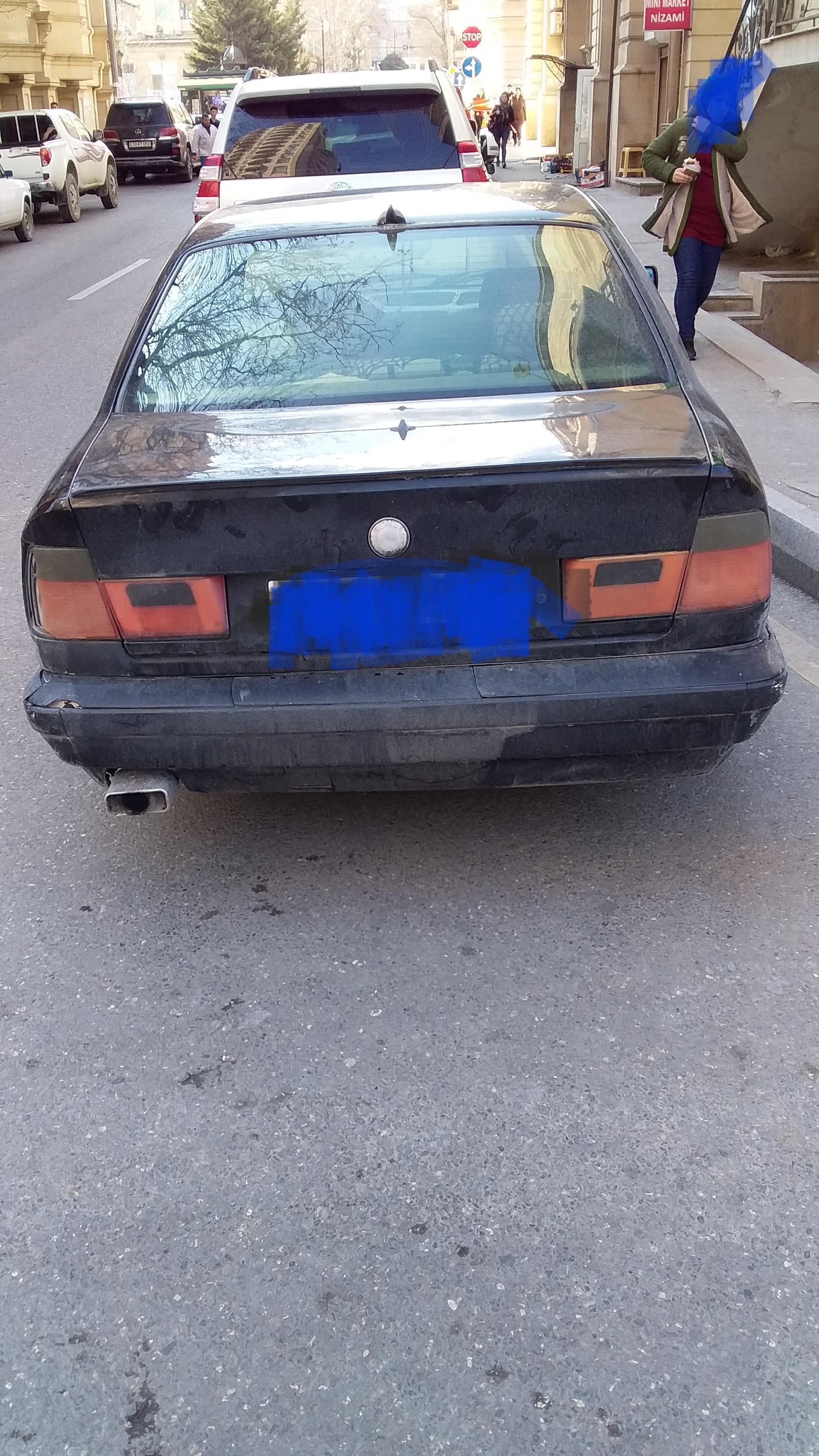 BMW 520 2.0(lt) 1989 Second hand  $2400