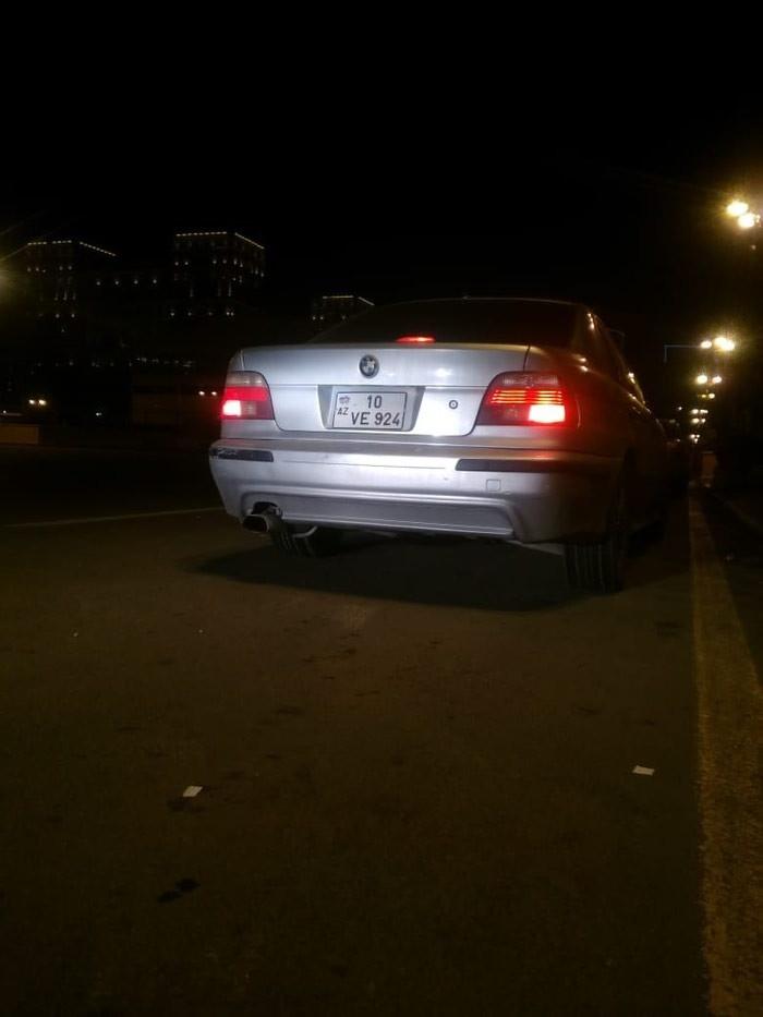 BMW 528 2.8(lt) 1996 Подержанный  $9450