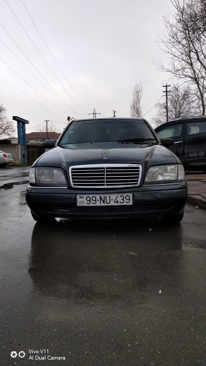 Mercedes-Benz C 200 2.0(lt) 1996 Second hand  $8500