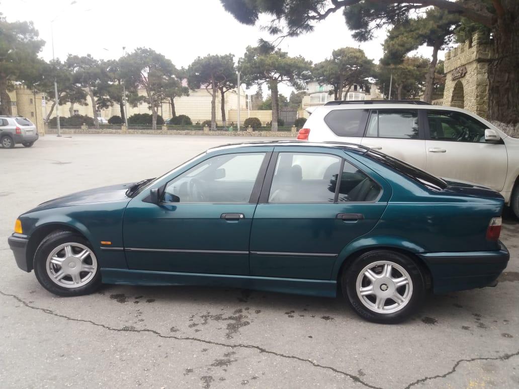 BMW 320 2.0(lt) 1996 İkinci əl  $4400