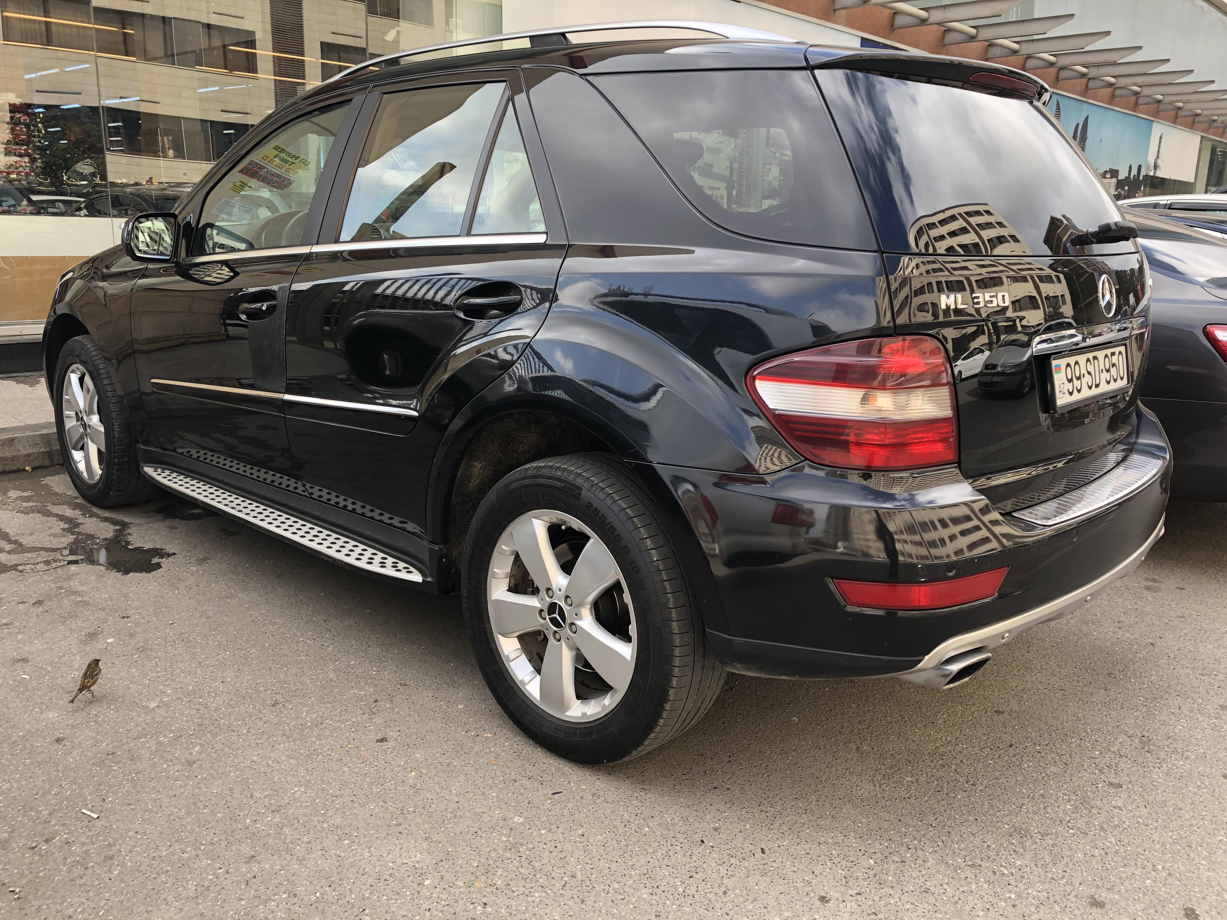 Mercedes-Benz ML 350 3.5(lt) 2010 Second hand  $18000