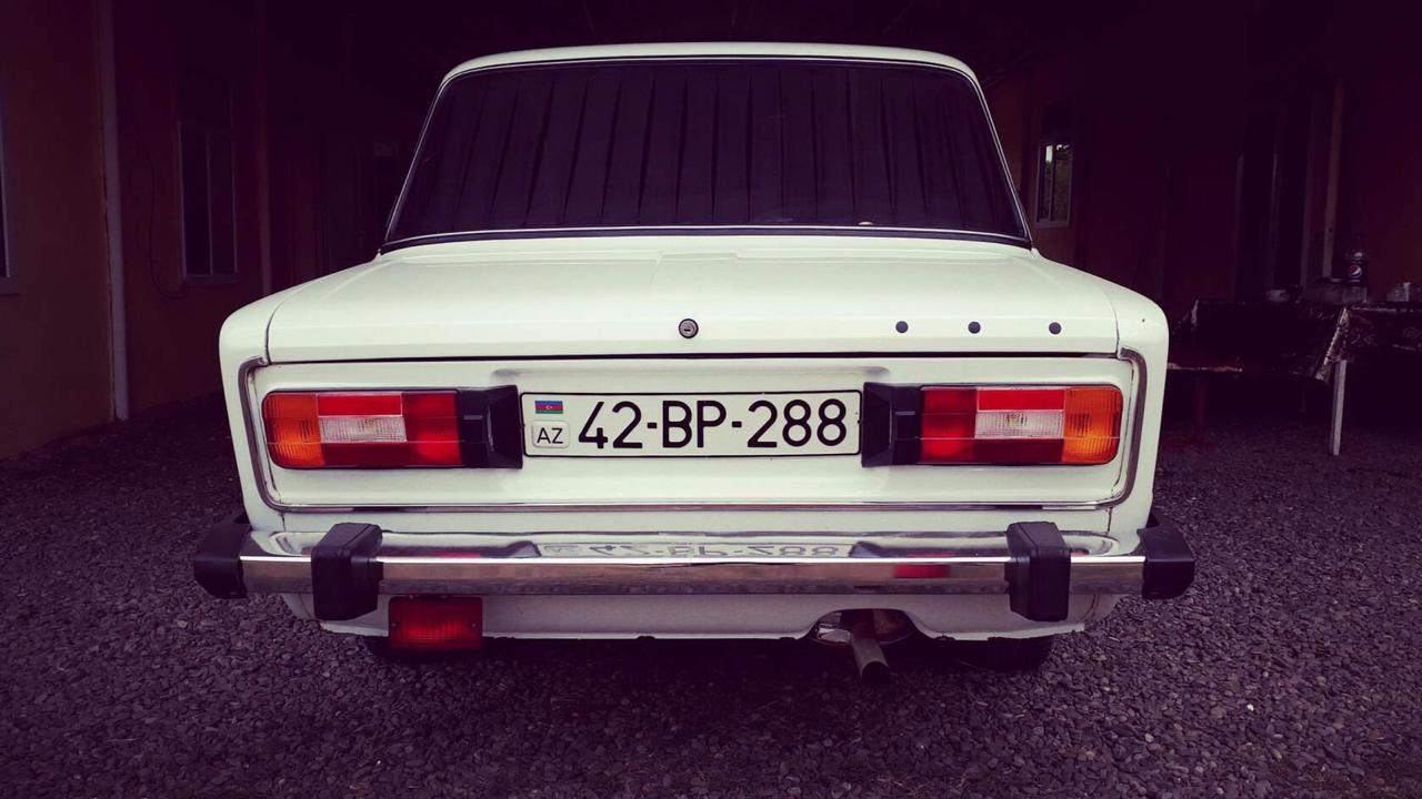 VAZ 2106 1.3(lt) 1988 Second hand  $4300