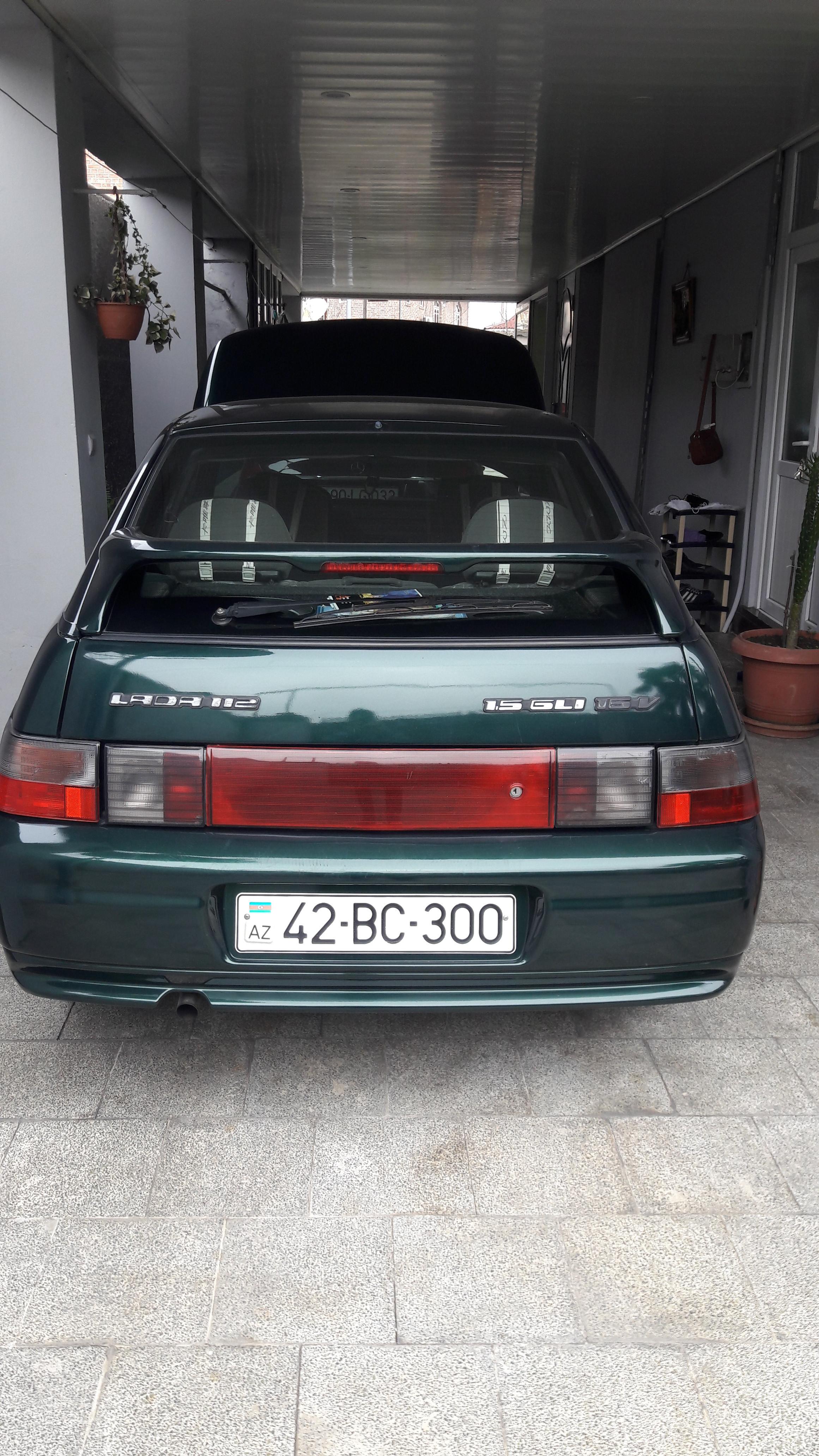VAZ 2112 1.6(lt) 2003 Подержанный  $6500