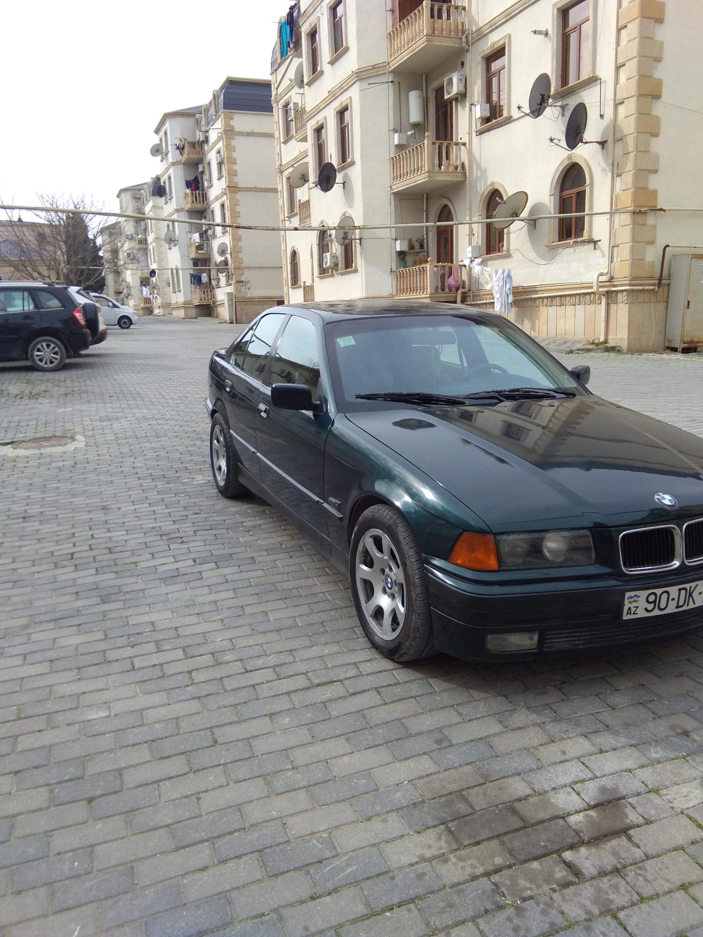 BMW 320 2.0(lt) 1995 İkinci əl  $6500