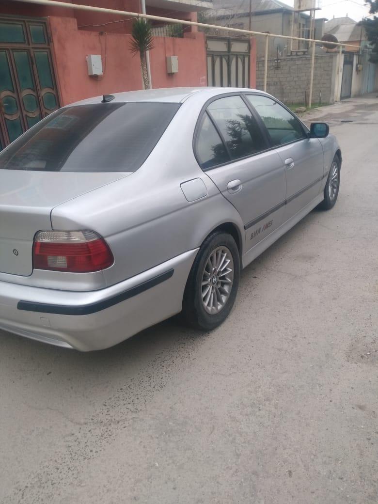 BMW 528 2.8(lt) 1996 Подержанный  $5300