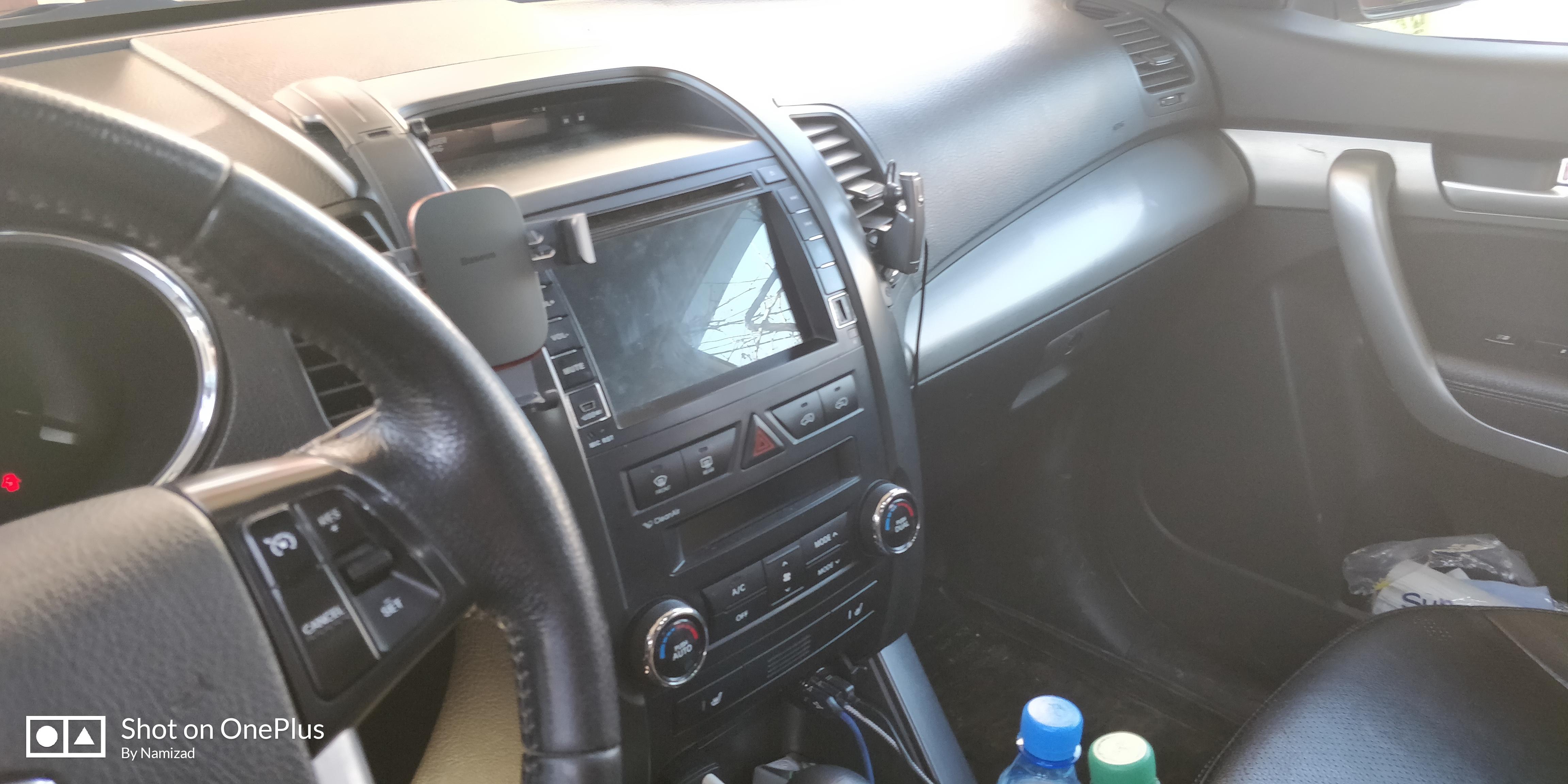Kia Sorento 2.2(lt) 2010 Подержанный  $15500