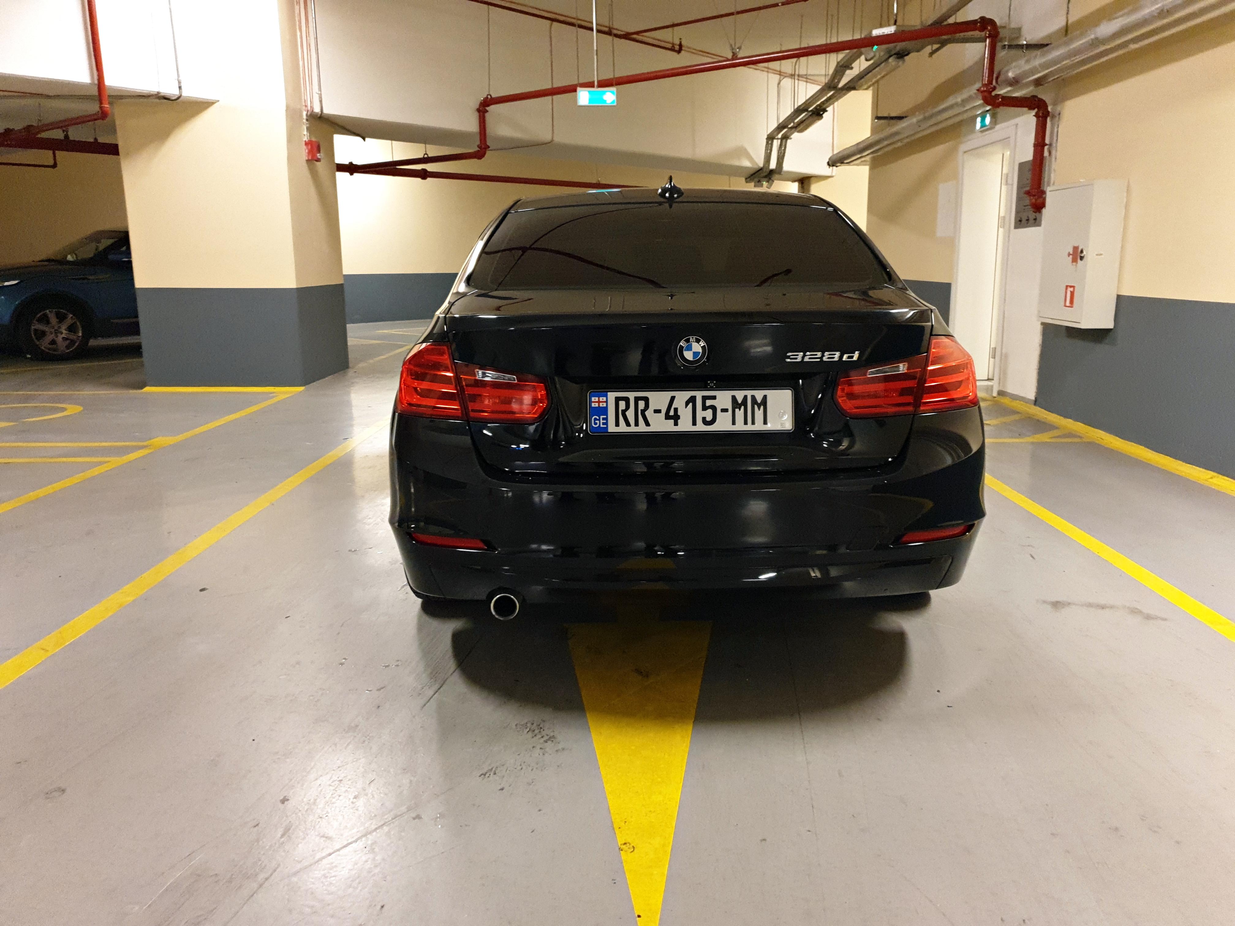 BMW 328 2.0(lt) 2014 Подержанный  $15000